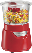 Hamilton Beach - ensemble 3-Cup Food Chopper - Red