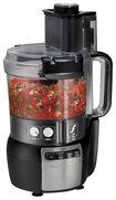 Hamilton Beach - Stack & Snap 10-Cup Food Processor - Black