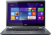"Acer - Aspire 2-in-1 14"" Touch-Screen Laptop - Intel Core i5 - 6GB Memory - 1TB Hard Drive - Silver"