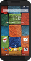 Motorola - Moto X (2nd Generation) 4G LTE Cell Phone - Black (Verizon Wireless)