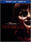 Annabelle (Blu-ray Disc) (2 Disc) (Ultraviolet Digital Copy) (Enhanced Widescreen for 16x9 TV) (Eng/Fre/Spa)