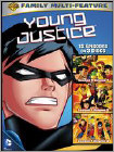 YOUNG JUSTICE: FIRST SEASON VOL.1-VOL.3 (DVD) (3 Disc)