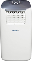 Newair - 14,000 Btu Portable Air Conditioner - White/gray 8966547