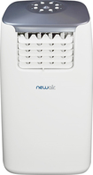 NewAir - 14,000 BTU Portable Air Conditioner and Heater - White