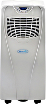 NewAir - 10,000 BTU Portable Air Conditioner - Silver/Gray