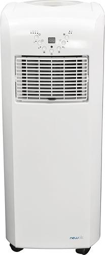 NewAir - 10,000 BTU Portable Air Conditioner and Heater - White