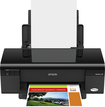 Epson - WorkForce 30 Printer - Black