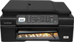 Brother - Wireless All-In-One Printer - Black