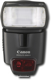 Canon - Speedlite 430 EX II External Flash - Black