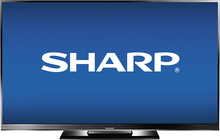 "Sharp - 50"" Class (49-1/2"" Diag.) - LED - 1080p - 120Hz - HDTV (600603158490)"