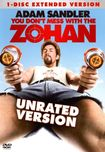 You Don't Mess With The Zohan [unrated] (dvd) 8976432