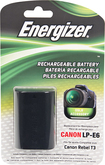 Energizer - Rechargeable Lithium-Ion Battery - Black