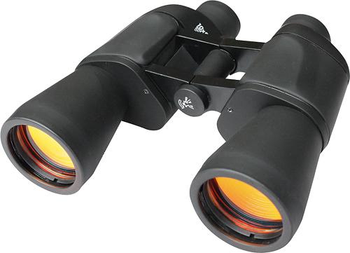 Bower - 10 x 50 Binoculars - Black
