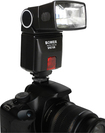 Bower - Autofocus TTL External Flash - Black