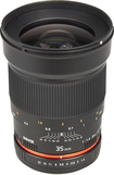 Bower - 35mm F/1.4 Ultra-fast Wide-angle Lens For Most Nikon Dslr Cameras
