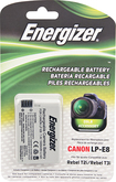 Energizer - Rechargeable Lithium-Ion Battery