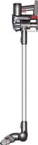 Dyson - DC44 Origin Bagless Cordless 2-in-1 Handheld/Stick Vacuum - Silver/Nickel