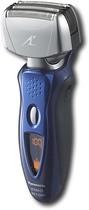 Panasonic - Arc 4 Nanotech TM Electric Shaver - Blue/Sliver