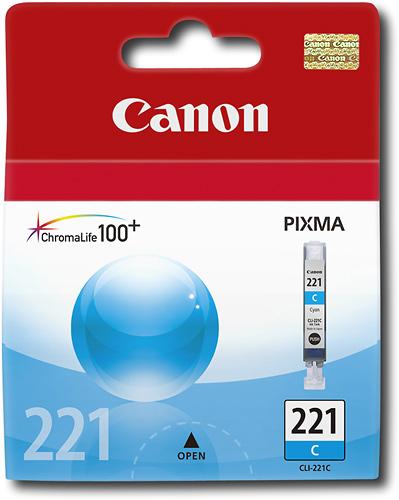 Canon - Ink Cartridge - Cyan
