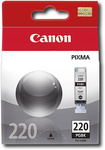 Canon - PGI-220 Ink Cartridge - Black