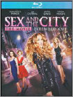Sex and the City (Blu-ray Disc) (2 Disc) (Extended Edition) (Special Edition) (Enhanced Widescreen for 16x9 TV) (Eng) 2008