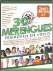 30 Merengues Pegaditos (DVD) (2 Disc)