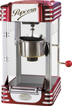 Nostalgia Electrics - Retro Kettle Popcorn Maker - Red