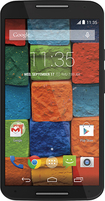 Motorola - Moto X (2nd Generation) 4G Cell Phone - Black (AT&T)