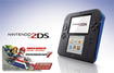 Nintendo - Nintendo 2DS with Mario Kart 7 - Electric Blue
