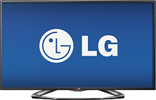 "LG - 42"" Class (41-9/10"" Diag.) - LED - 1080p - 120Hz - Smart - 3D - HDTV (719192588257)"