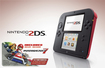 Nintendo - Nintendo 2DS with Mario Kart 7 - Crimson Red