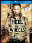 Hell On Wheels: The Complete Second Season (3 Disc) (Blu-ray Disc)