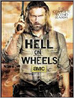 Hell on Wheels: The Complete Second Season [3 discs] (DVD) (Enhanced Widescreen for 16x9 TV) (Eng)
