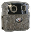 Wildgame Innovations - Buck Commander Nano 8 Lightsout 8.0-Megapixel Digital Trail Camera - Gray/Brown