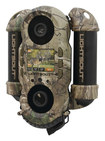 Wildgame Innovations - Elite Lightsout 10 10.0-Megapixel Digital Trail Camera - Camo/Gray