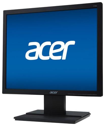 Acer - 19 LED HD Monitor - Black