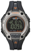 Timex - Ironman Men's Oversize 30-Lap Watch - Black