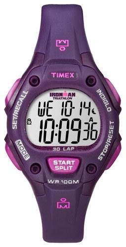 Timex - Ironman Women's 30-Lap Triathlon Watch - Purple