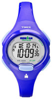 Timex - Ironman Women's Mid-Size 10-Lap Watch - Blue