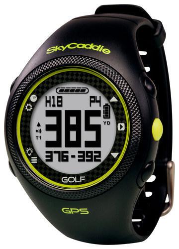 SkyCaddie - Golf GPS Watch - Black