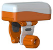 SkyCaddie - SkyPro Golf Swing Analyzer - Orange/White