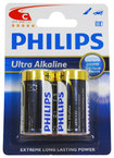 Philips - Ultra C Batteries (2-Pack)
