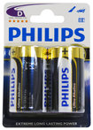 Philips - Ultra D Batteries (2-Pack)