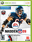Madden NFL 09 (En Español / Spanish Version) - Xbox 360