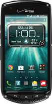 Kyocera - Brigadier 4G LTE Cell Phone - Black (Verizon Wireless)