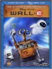 WALL-E (Blu-ray Disc) (3 Disc) (Digital Copy) (Eng/Fre/Spa) 2008