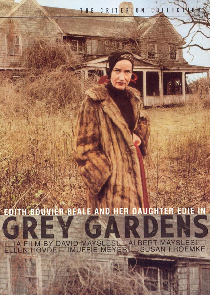 Grey Gardens [criterion Collection] (dvd) 9019117