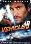 Vehicle 19 (dvd) 9020148
