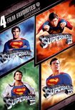 Superman: 4 Film Favorites [ws] [2 Discs] (dvd) 9022372