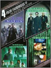 Matrix Collection: 4 Film Favorites (2 Disc) (DVD) (Enhanced Widescreen for 16x9 TV) (Eng/Fre/Japanese)